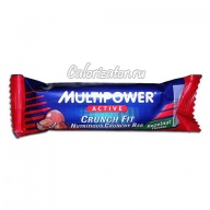 Батончик Multipower Crunch Fit