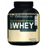 Протеин Optimum 100% Whey Gold Standard Natural