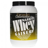 Гейнер Ultimate Massive Whey Gainer