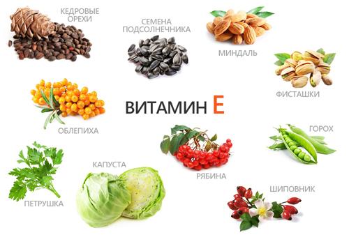 витамин Е при беременности